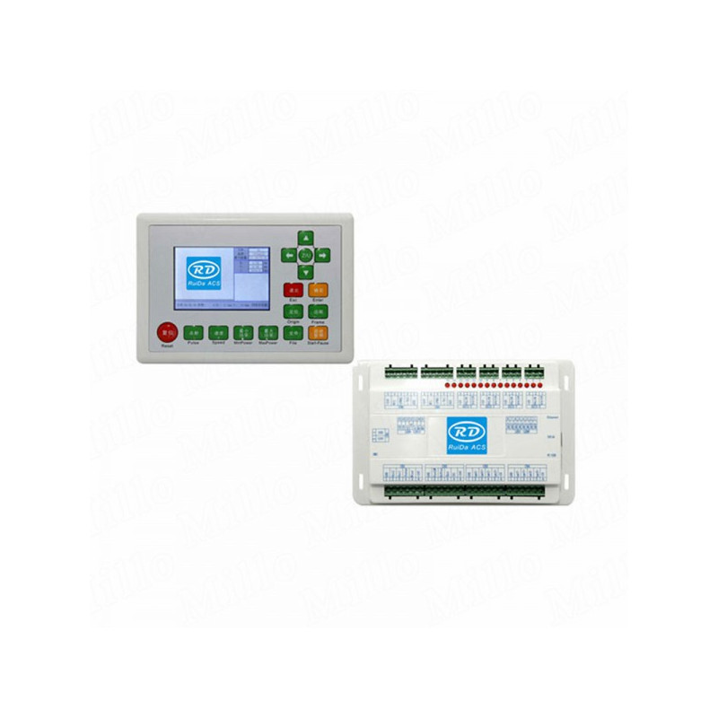 RDC6442G DSP laser control system