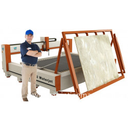Dynamic waterjet series