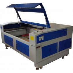 The new and improved SL1280 with Lift table.  Laser Cutting/Engraving Machine 1200 x 800