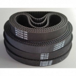 HTD-3M-291 Timing belt with 3mm pitch and 15mm wide.