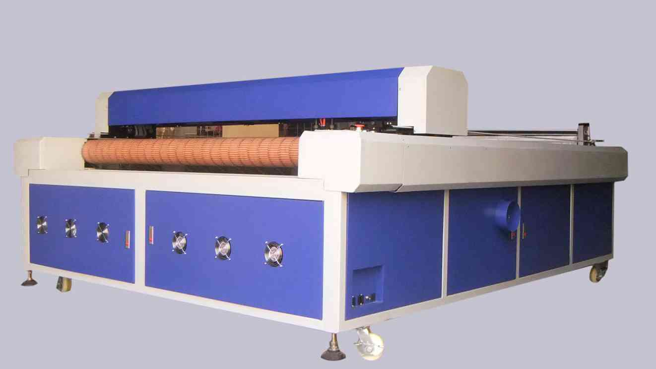 Large Laser Machine