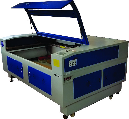 Single head lift bed laser cutting machines.
